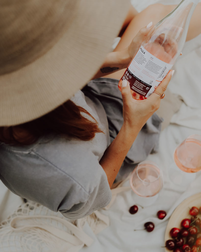 Vinos rosados Coviñas